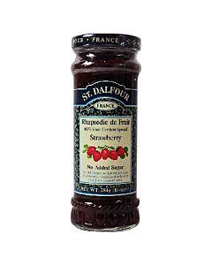[法國St.Dalfour] 聖桃園天然草莓果醬 (284g/罐)