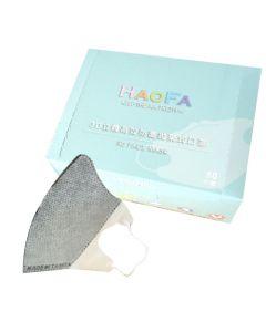 [HAOFA x MASK] 3D氣密型立體活性碳口罩(成人款)