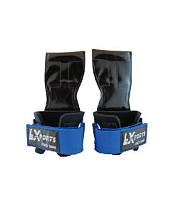 [Lexports] 重訓健身拉力帶 Power Gripps Pro(男)-寶藍色