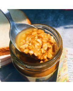 [Healthy Mate] 蜂蜜花生醬(含顆粒) (200g/罐