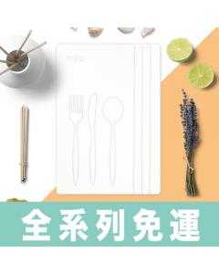 [日本製trico] 無垢珪藻土餐具晾乾板