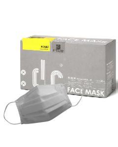 [:dc® 克微粒] 奈米薄膜平面口罩 (成人) 20 片/盒