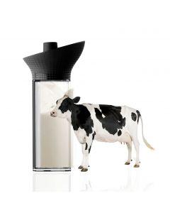 [MIX] 奶精瓶160ml(極簡黑)