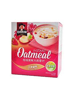 [桂格] 美味大燕麥片(水果優格) (58.5g*5包/盒)