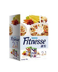[雀巢] Fitness 纖怡2in1穀類早餐 (400g*2包/盒)