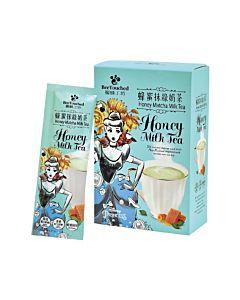 [蜜蜂工坊] 蜂蜜抹綠奶茶 (24g x 10包)