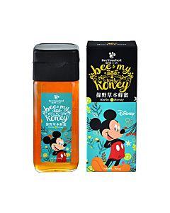 [蜜蜂工坊] 迪士尼系列綠野草本蜂蜜 (700g/罐)