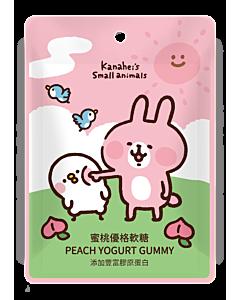 [CHiC] 卡娜赫拉的小動物-蜜桃優格軟糖 (31.5g/包)