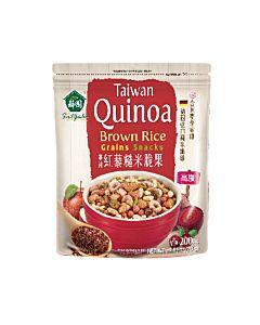 [薌園] 臺灣紅藜糙米脆果 ( 35公克 / 袋 )