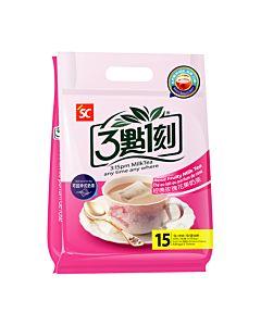 [3點1刻] 經典玫瑰花果奶茶 (15入x20g)