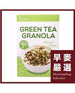 [Daily Boost日卜力] 綠茶杏仁烤燕麥 (350g/盒)
