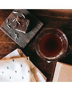 [好日X好食] 手工菊花枸杞黑糖 (38g*8顆/盒)