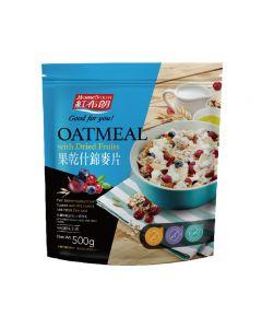 [紅布朗]果乾什錦麥片(500g/包)