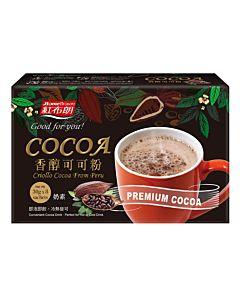 [紅布朗]香醇可可粉(30gx8包/盒)