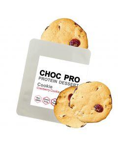 [查克派] 蔓越莓蛋白質餅乾 (14g/袋)