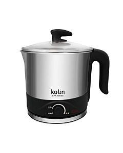 [歌林Kolin] 單柄不鏽鋼美食鍋 (1.5L)