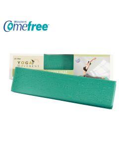 [Comefree] 羽量級TPE摺疊瑜珈墊(湖水綠)