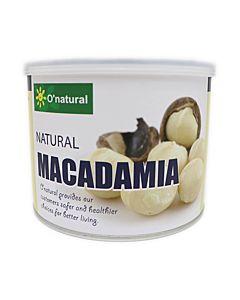 [歐納丘] 純天然整顆夏威夷豆 (180g/罐)