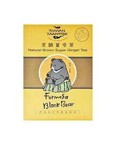 [台灣真言] 黑糖薑母茶 (20gx6包)