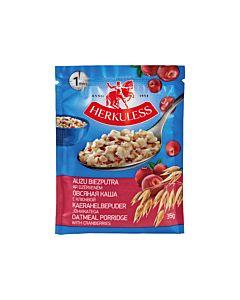 [Herkuless大力士] 蔓越莓燕麥粥 (35g/包)