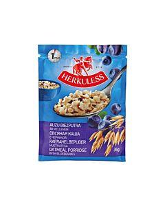 [Herkuless大力士] 藍莓燕麥粥 (35g/包)