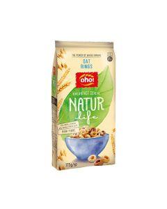 [立陶宛oho!]多穀物早餐穀圈(175g/袋)