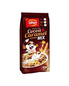 [立陶宛oho!] 可可焦糖早餐麥片(175g/袋)