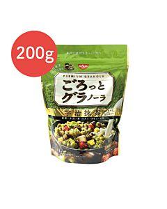 [日清Nissin]宇治抹茶麥片(200g/袋)