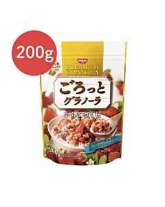 [日清 Nissin] 草莓穀物麥片(200g/包)