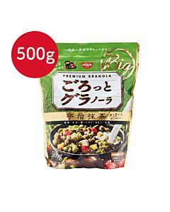 [日清Nissin]宇治抹茶麥片(500g/袋)