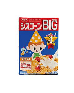 [日清 Nissin] 糖霜早餐餅 (80g/盒)