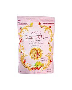 [日本 Nisshoku] 綜合莓果燕麥片 (300g/袋)