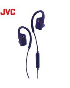 [JVC] HA-EC600BT耳掛藍牙耳機-紫