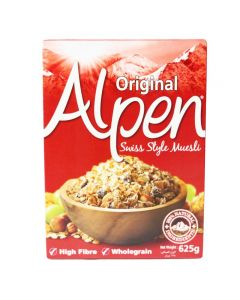 [Alpen歐寶] 英國皇家營養麥片 - 原味  (625g/盒)