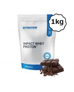[英國 Myprotein] 濃縮乳清蛋白-天然巧克力 (1kg/袋)