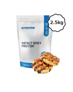 [英國 Myprotein] 濃縮乳清蛋白-巧克力花生醬(2.5kg/包)