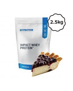[英國 Myprotein] 濃縮乳清蛋白-藍莓起司蛋糕 (2.5kg/包)