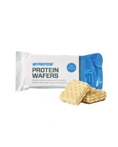 [英國 Myprotein] 蛋白威化餅-香草 (40.4g/個)