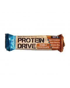 [英國OMG] 雙重可可蛋白質能量棒 (60g/條)