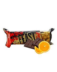 [英國 KBF] Warrior FEAST燕麥蛋白棒-巧克力柳橙(100g/條)