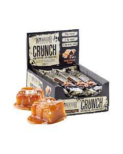 [英國 KBF] Warrior Crunch蛋白棒-鹽味焦糖(12入/盒)