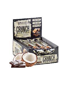 [英國 KBF] Warrior Crunch蛋白棒-椰香牛奶巧克力(12入/盒)