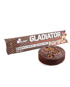 [波蘭 Olimp] Gladiator 牛奶蛋白棒-布朗尼可可 (60g/條)