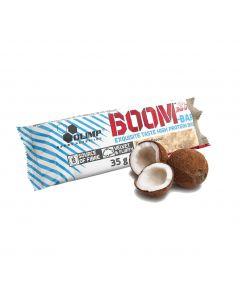 [波蘭 Olimp] BOOM 牛奶蛋白棒-椰子風味 (35g/條) {賞味期限: 2018-08-21}