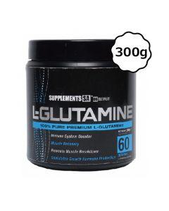 [南非 SUPPLEMENTS SA] 麩醯胺酸-無調味(300g/罐)