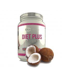 [英國 Myo-Band] Diet Plus女用蛋白粉-椰子 (500g/罐)