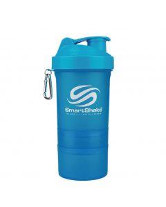 [SmartShake]NEON Series搖搖杯(600ml)-藍色