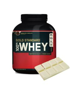 [ON] 黃金比例乳清蛋白粉-白巧克力 (5磅/罐)