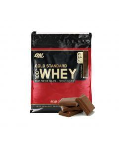 [ON] 黃金比例乳清蛋白粉-雙倍巧克力 (10磅/袋)
