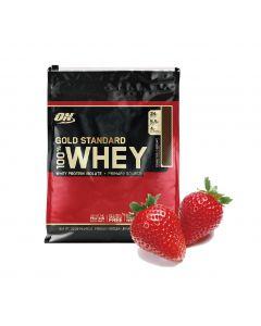[ON] 黃金比例乳清蛋白粉-草莓(10磅/袋)